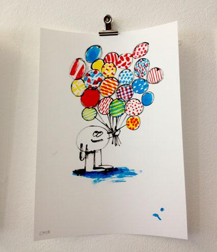 More balloons! studiojarvis.com